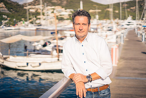 Patrick Pawlowski - Real Estate agent in southwest Mallorca