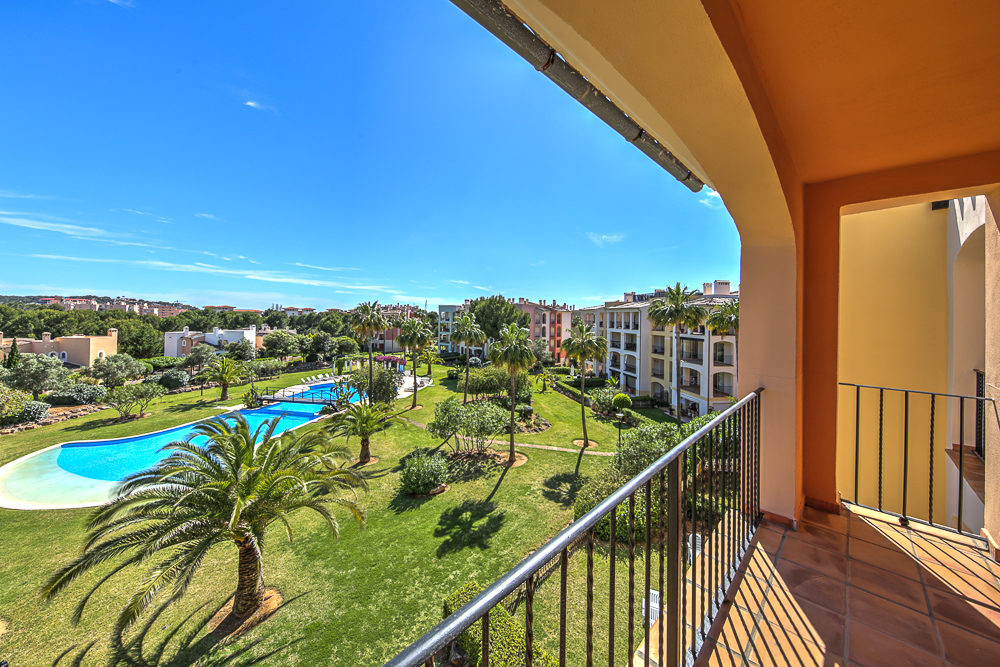 Apartment at the golf course in Santa Ponsa